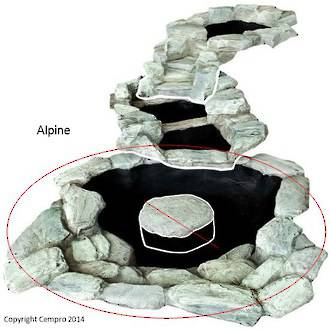 Alpine Pond - Large
