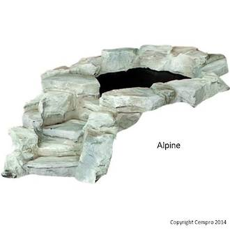 Alpine Top Cascade - Large