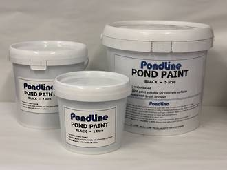 Pondline Pond Paint - Black