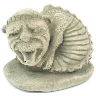 Fish Gargoyle - Mini