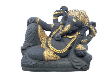 Shree Ganesha Relaxing