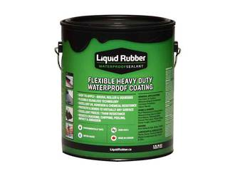 Liquid Rubber - Black
