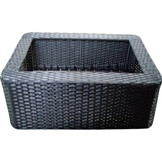 Rattan Cover - for Rectangle with Lid