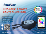 Pondline LED WIFI Controller 4 Pin